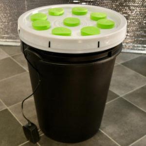 small 9 clone bucket